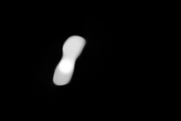 """""""Κλεοπάτρα"""": Ένας αστεροειδής που μοιάζει με τεράστιο κόκαλο σκύλου"""