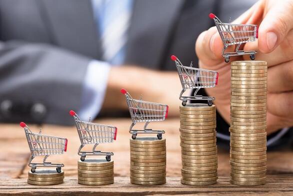 Άνοδο 1,9% σημείωσε ο πληθωρισμός τον Αύγουστο
