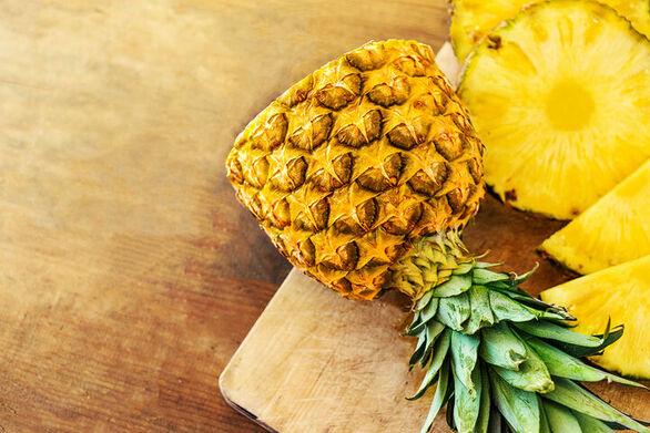 10 καλοί λόγοι για να τρώτε ανανά