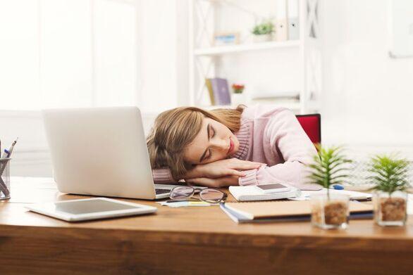 Δέκα λόγοι για τους οποίους νιώθετε συνέχεια κουρασμένοι