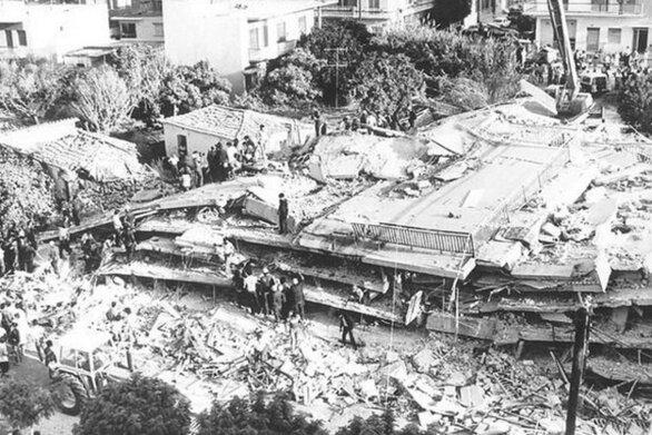 Σαν σήμερα 13 Σεπτεμβρίου σεισμός, μεγέθους 6,5 βαθμών της κλίμακας Ρίχτερ, συγκλονίζει την Καλαμάτα