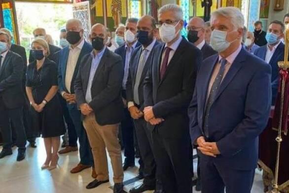 Κάτω Αχαΐα: Γιορτάζει την Ύψωση του Τιμίου Σταυρού
