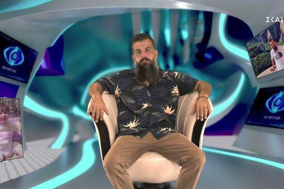 """Στέφανος Νικολός - Big Brother: """"Παιδιά θέλω γυναίκα"""""""