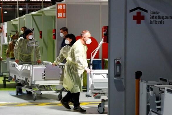 Γερμανία-Covid-19: 83 νέοι θάνατοι
