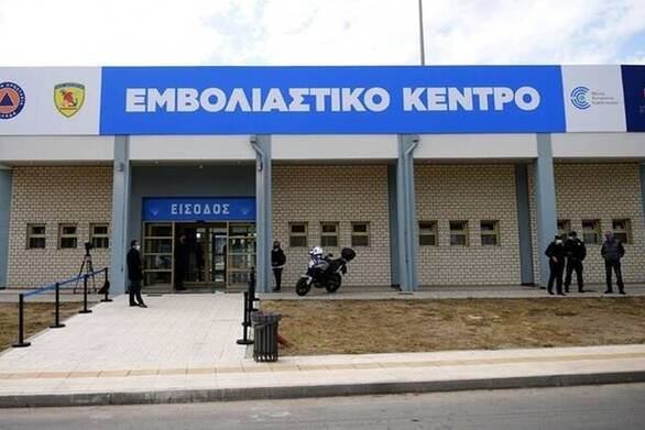 Μπονάνος για το μέγα εμβολιαστικό κέντρο της Πάτρας: «Παράλογο να κλείσει, από κάθε πλευρά»