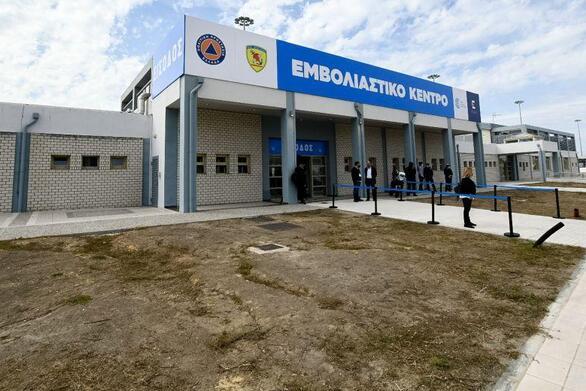 Το μέγα εμβολιαστικό κέντρο της Πάτρας παίρνει παράταση της λειτουργίας του