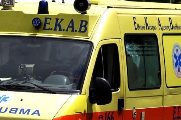 Αχαΐα: Εκτροπή οχήματος με τραυματίες στο Λαμπίρι