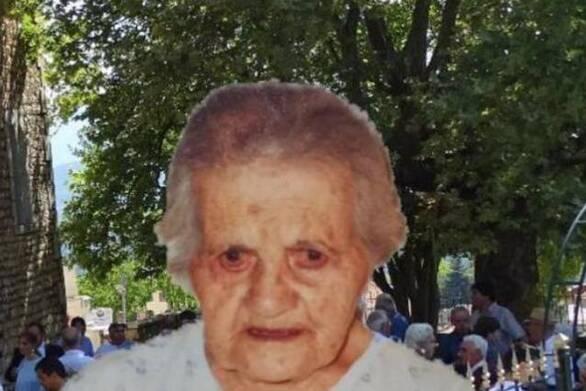 Ελένη Τζόβολου - Πέθανε η γηραιότερη των Καλαβρύτων σε ηλικία 111 ετών