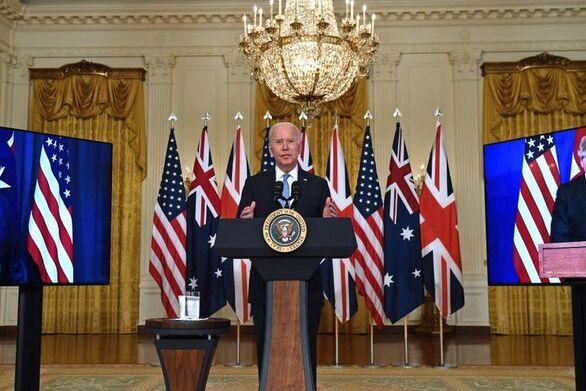 AUKUS: «Ψυχροπολεμικό» κλίμα τριών ηπείρων