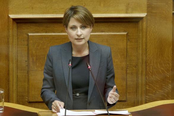 Χριστίνα Αλεξοπούλου: Συλλυπητήρια για το θάνατο του Τρύφωνα Λίβα
