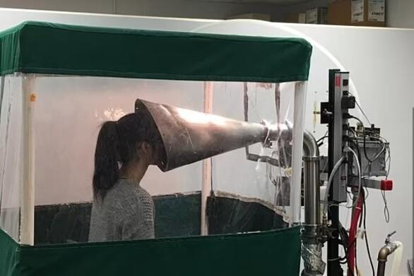 Μελέτη - Πάνω από 100 φορές πιο μεταδοτική μέσω του αέρα η μετάλλαξη Δέλτα από το αρχικό στέλεχος