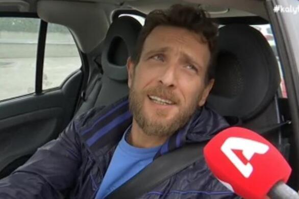 Θανάσης Πάτρας: «Ρωτήστε τον Γρηγόρη Αρναούτογλου τι έχει συμβεί μεταξύ μας» (video)