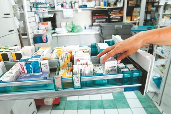 Εφημερεύοντα Φαρμακεία Πάτρας - Αχαΐας, Κυριακή 19 Σεπτεμβρίου 2021