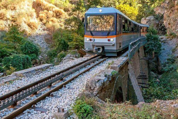 Καλάβρυτα: Η επέκταση της γραμμής του Οδοντωτού στην Αγία Λαύρα έχει μπει στις… ράγες!