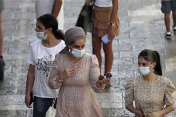 Ισραήλ - Kορωνοϊός: 7.500 κρούσματα και τέσσερις θάνατοι σε 24 ώρες