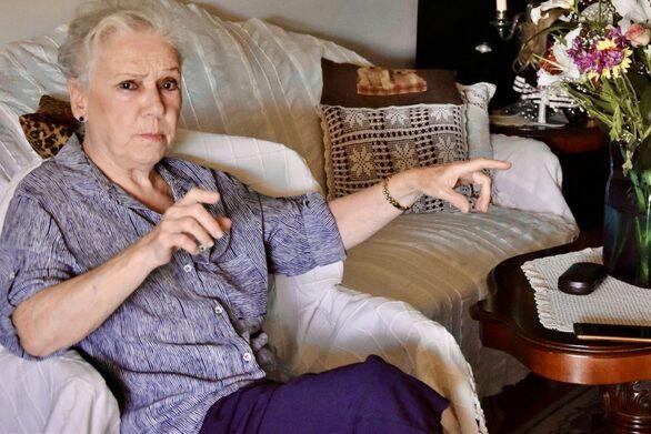 Λήδα Πρωτοψάλτη: «Λυπάμαι πάρα πολύ, δεν ήταν γι' αυτό ο Δημήτρης Λιγνάδης»