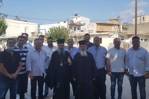 Κάτω Αχαΐα: Εξετάζουν την ανέγερση ιερού ναού στον οικισμό των τσιγγάνων