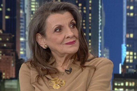 """Μαρία Κανελλοπούλου: """"Ο Πέτρος Φιλιππίδης την πληρώθηκε πάρα πολύ καλά την σειρά εκείνη τη στιγμή"""""""
