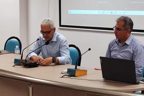 Ενημέρωση για εν εξελίξει έργα και δράσεις στη συνεδρίαση της ΣΕΑΔΕ στο Δήμο Ερυμάνθου