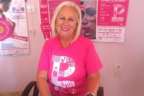 """Πάτρα: Το τελευταίο """"αντίο"""" στην Λιολιώ Κολυπέρα με ροζ μπλουζάκια"""