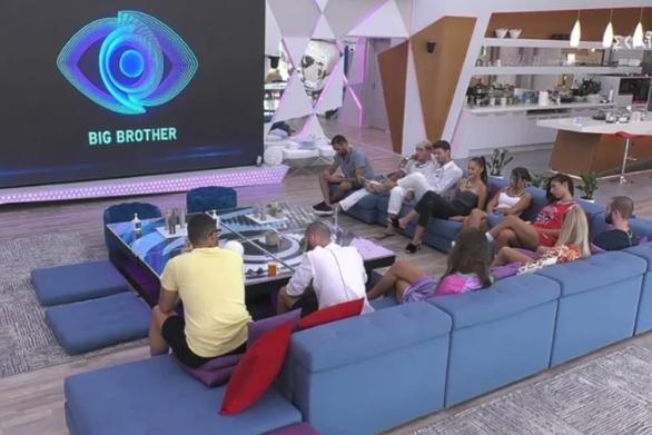 Big Brother: Αυτοί είναι οι τρεις υποψήφιοι προς αποχώρηση