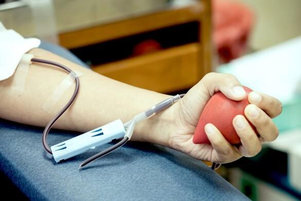 Εθελοντικές αιμοδοσίες στην Αχαΐα
