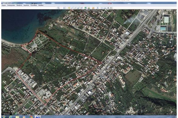 Πάτρα: Ξεκινά έργο αποχέτευσης λυμάτων για την περιοχή της Πλαζ και του έλους