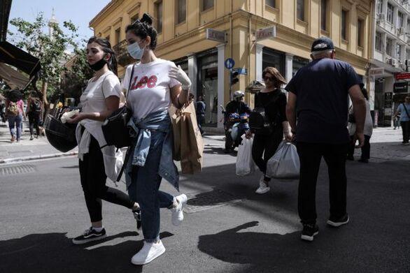 Κορωνοϊός: Παραμένουν στο πορτοκαλί οι νομοί της Δυτικής Ελλάδας