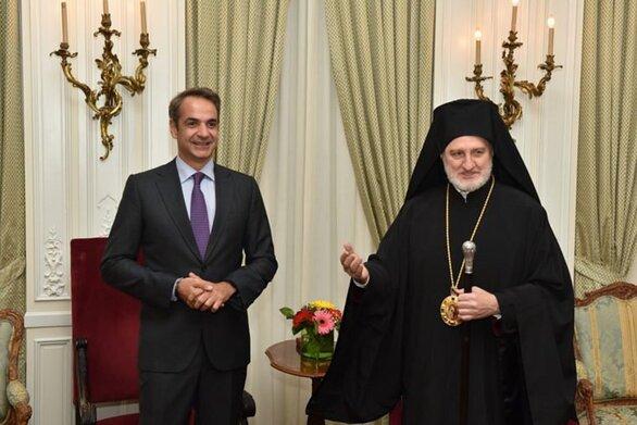Νέα Υόρκη: Ακυρώνεται η ξενάγηση Μητσοτάκη από τον αρχιεπίσκοπο Ελπιδοφόρο