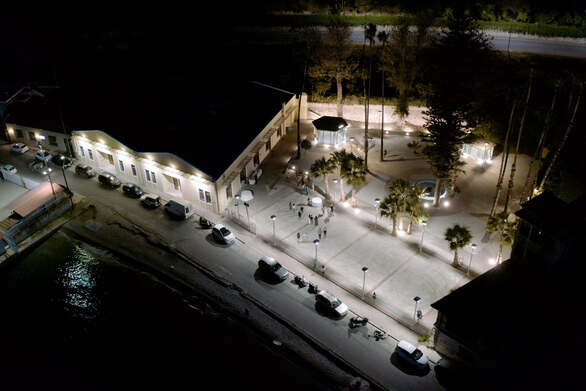 Αιγιάλεια - Ολοκληρώθηκε η ανάπλαση του Πολύκεντρου Συνεδριακού Κέντρου