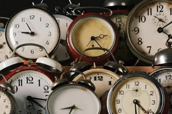 Αλλαγή ώρας: Τι θα συμβεί τελικά φέτος;