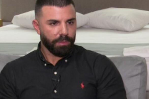 Αντώνης Αλεξανδρίδης: «Ζητώ συγγνώμη, δεν είμαι βιαστής»