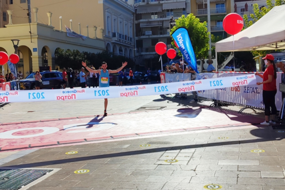 """Run Greece 2021"" - Πρώτευσαν Ντένις Γκιούρα και Αλέξανδρος Σκούρτης (φωτο)"