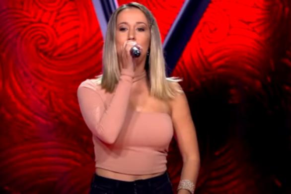 Από την Eurovision Junior στο... Voice: Εντυπωσίασε η Πατρινή Μαρία Θεοδώρου (video)