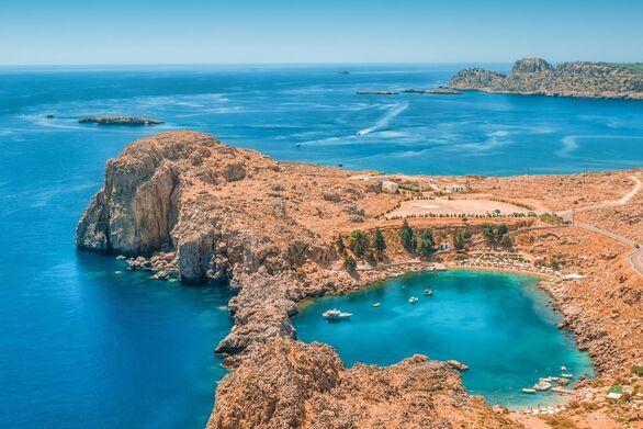 Στο 85% η τουριστική ανάκαμψη στο Νότιο Αιγαίο για τον Σεπτέμβριο