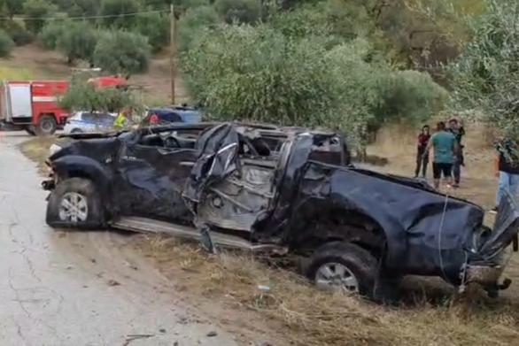 Πάτρα: Τροχαίο ατύχημα στα Βραχνέικα - Τραυματίστηκε ένα παιδί (video)