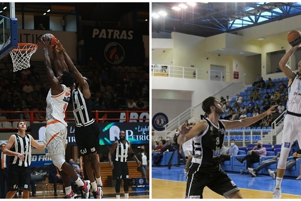 Basket League: Το Σάββατο ο Απόλλωνας με την ΑΕΚ, την Κυριακή ο Προμηθέας με τον Ολυμπιακό