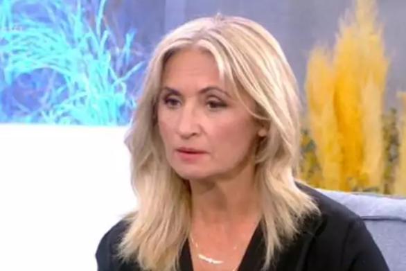 """Μαρία Πολύζου στο """"Πρωινό"""": """"Ο βιασμός έγινε σε ηλικία 11 ετών"""" (video)"""