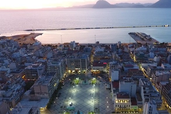 Πάτρα: Βγήκε ανάδοχος για το έργο της ανάπλασης του ιστορικού κέντρου