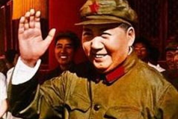 Ο Τιμονιέρης της Κίνας Μάο ΤσεΤούνγκ