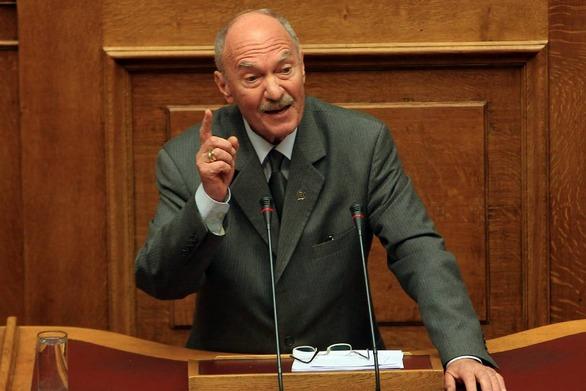Νέα ένταση του Αχαιού βουλευτή Μιχάλη Αρβανίτη με το προεδρείο της Βουλής (video)