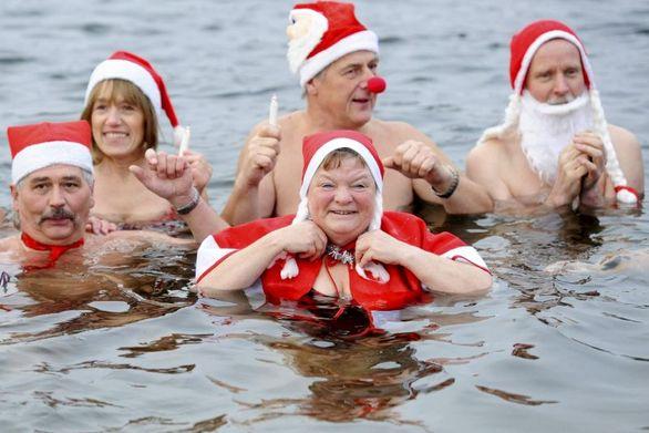 Τα πιο περίεργα Χριστουγεννιάτικα έθιμα (video)