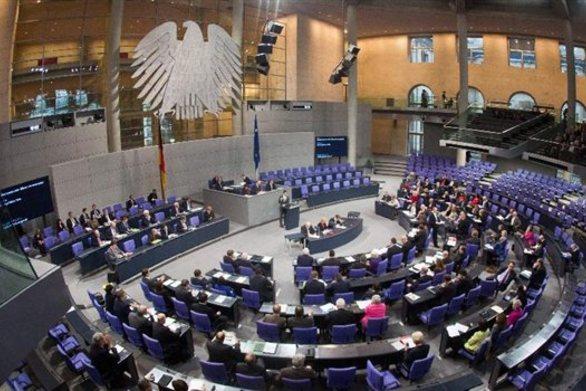 Σάλο έχουν προκαλέσει τα κλεμμένα έργα των Ναζί που κοσμούν τη γερμανική βουλή