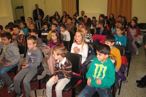Πάτρα: Ολοκληρώθηκε η εκπαιδευτική συναυλία για το 65ο Ολοήμερο Δημοτικό Σχολείο (pics)