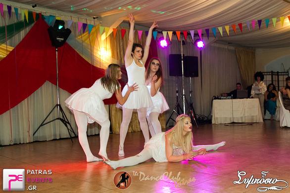 """""""Τhe Dance club Patras"""" @ Συμπόσιο 28-02-14 Part 1/3"""