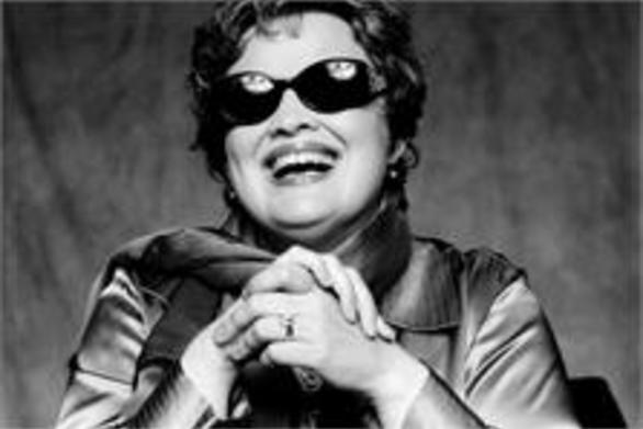 Η Diane Schuur στο Gazarte - THE JAZZ LADY