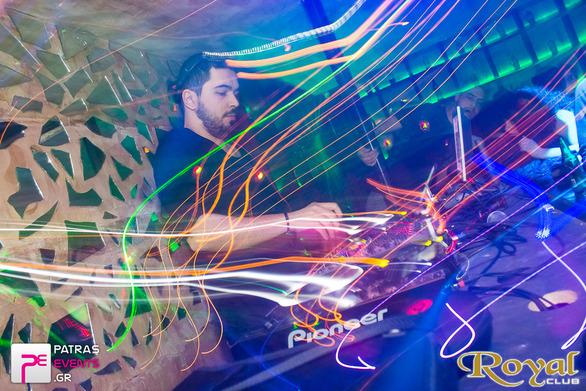 Dj Consoul Trainin @ Royal Club Αίγιο 15-03-14 Part 1/2