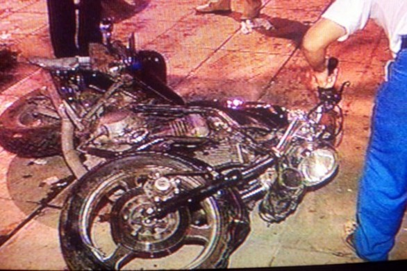 Θεσσαλονίκη: Σκοτώθηκε μετά από καραμπόλα αυτοκινήτων με μηχανές!