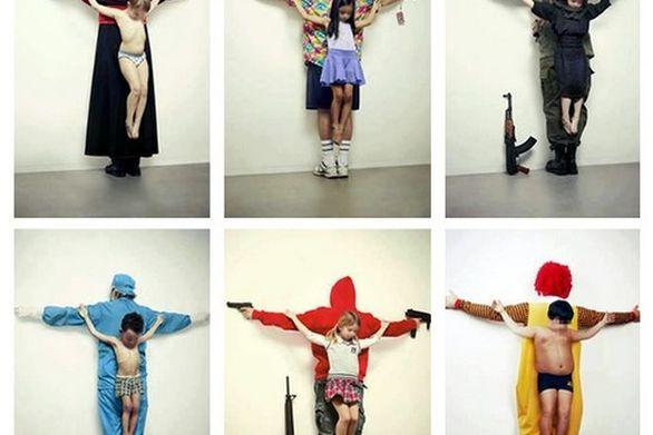 Φωτογραφική έκθεση για παιδιά που θυματοποιούνται στον κόσμο! (pics)