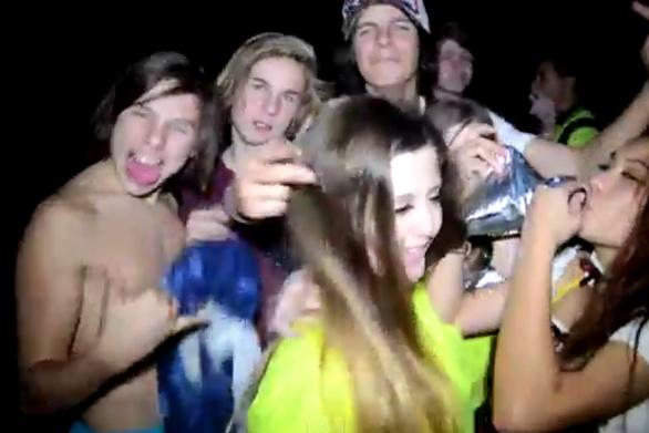 Ένα πάρτυ 15χρονων για... όλα τα γούστα (video)